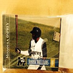 2014 Osprey Cards
