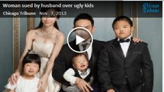 Story of Chinese Man Suing Wife for Ugly Kids, Plastic Surgery Is Hoax Fotografia Post Mortem, Ugly Kids, Plastic Surgery Photos, Ugly Baby, Operation, Chinese Man, Charlotte Flair, Ex Wives, Being Ugly