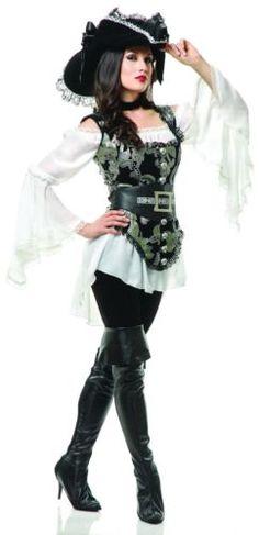 Pirata Dama Oro Para Adulto Para Mujer Mar Marinero Sexy Disfraz de Halloween Extra Grande | Ropa, calzado y accesorios, Disfraces, teatro, representación, Disfraces | eBay!