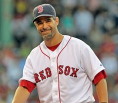 Mike Lowell will always be my favorite Sox player!