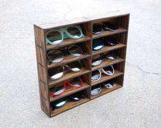 ct 10 gafas de sol organizador Rack Stand caso por MastersOfFate