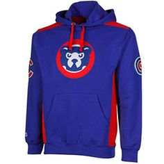 Start shopping for the holidays! Chicago Cubs Cooperstown Catcher Hooded Sweatshirt