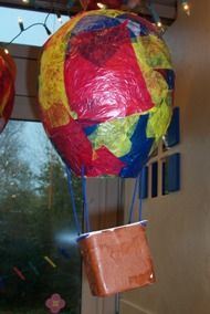 Luchtballon en andere lessen over vliegen