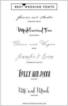 My favorite part about planning my wedding will most definitely be designing the invitations.: