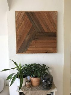 This piece is made with salvaged lath wood from a home remodel in the Elmwood Village of Buffalo, New York. Lath is traditionally a wood that spends its life trapped behind walls. My intention is to bring it forward and breath new life into it by creating unique items highlighting its