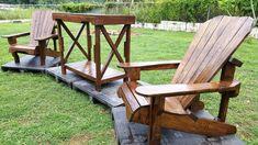 35 Unique Pallet Furniture Ideas 2018 - DIY Recycled Pallet - Creative P...
