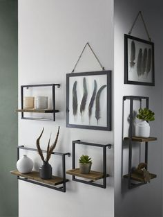 18 wall shelves ideas for your room 00003 Decor, Interior, Cheap Home Decor, Home Decor, Room Inspiration, House Interior, Home Deco, Room Decor Bedroom, Living Room Inspiration
