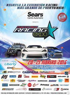 Puerto Rico Racing Expo 2016 #sondeaquipr #fiebrepr #prracingexpo #centroconvencionespr #sanjuan #convencionespr