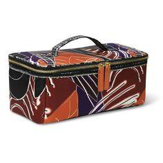 Sonia Kashuk® Cosmetic Bag Large Train Case Artwork : Target
