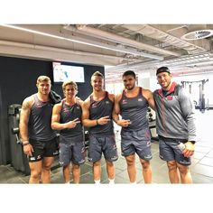 Gym time with Malcolm Marx, Boeboes Coetzee, Ruan Ackermann, Cyle Brink and Robert Kruger. Group Action, Super Rugby, Rugby Men, Rugby Players, Sport Man, Gym Time, Beautiful Men, Sexy Men, Hot Guys
