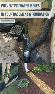 New Installing A French Drain In Basement