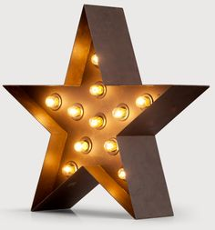 Broadway Star Table Lamp in black £99 | made.com
