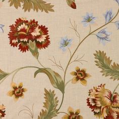 Pearson 5344-76 embroidery... If this was still in production, I would upholster the kitchen barstools and desk chair in this