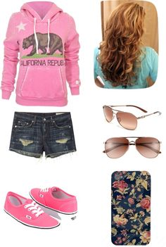 Summer Nights, created by paigy59828 on Polyvore