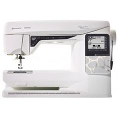 Husqvarna Viking Opal Sewing Machine, From GUR Sewing Superstore - Best Prices on Husqvarna Viking Opal Sewing Machine Guaranteed including Free UK Delivery. Found Husqvarna Viking Opal Sewing Machine Cheaper? Janome, Machine Quilting, Machine Embroidery, Viking Sewing Machine, Sewing Machines, Husqvarna Viking, Handi Quilter, Embroidery Software, Embroidery Designs