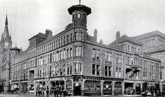 Preston Lancashire, Old Photography, Blackpool, Arcade, England, Times, History, Places, Pictures