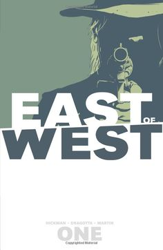 Amazon.com: East of West Volume 1: The Promise TP (9781607067702): Jonathan Hickman, Nick Dragotta: Books