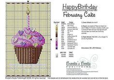 February cake