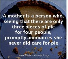 Mothers quote