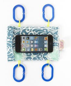 Love this Light Blue Bollywood Smartphone Case by Car Seat Cinema on #zulily! #zulilyfinds
