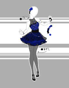 .::Outfit Adoptable 44(OPEN)::. by Scarlett-Knight.deviantart.com on @DeviantArt