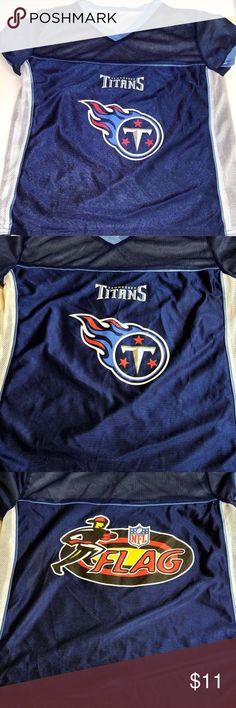 89d26cf82 Tennessee Titans Boys Reversible Flag Football