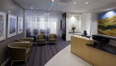 Like This Reception Area Camille Gray Legal Office Design Ideas