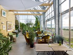 Uppgrenna Nature House by Tailor Made Arkitekter