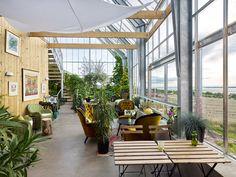 Uppgrenna Nature House by Tailor Made Arkitekter