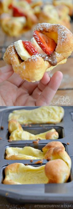 Recipes - German Pancake Bites. These look delicious!