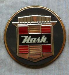 Nash Car Badge