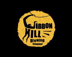 01.22.2013 | Logo design for Gibbon Hill Brewing Company by DSKY #monkey #beer #funsies
