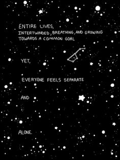 stars will lead you to your person
