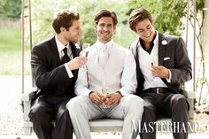 21 Awesome Photos of Men's Marriage Suits