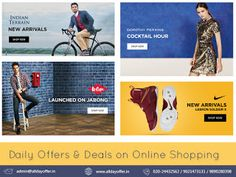 All Day Offer: Online Shopping Offers & Deals in India