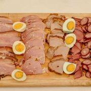 Grießsuppe mit feinem Wurzelgemüse ohne Ei Rezept | IDEAL REGIONAL Regional, Tuna, Meat, Food, Ham, Carrots, Vegetarian, Meal, Hoods