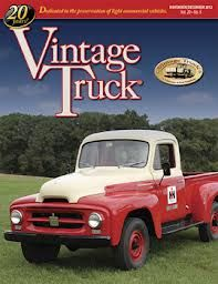 vintage international trucks