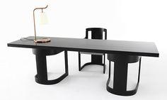 U COLLECTION - TABLE - Design MVW 明合文吉