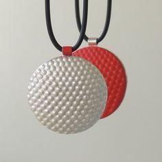 Besonderer Schmuck | Oberflächen * | Thomas Labhart Unusual Jewelry, Brooches, Silver