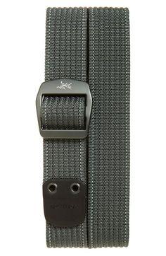 Arc'teryx 'Conveyor' Webbing Belt
