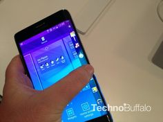 Galaxy S6 to Feature Two Curved Edges, Analyst Says | TechnoBuffalo