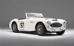 Austin Healey 3000 Front End Photo 1