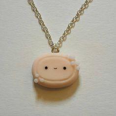 Clay soap charm