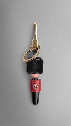 guardsman key charm   Burberry