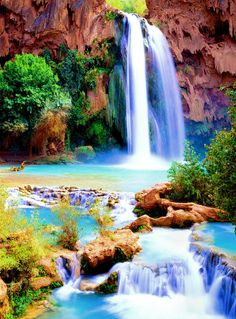 Havasupai Falls-Taking the kids this fall