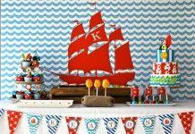 Festa Infantil Pirata: 18 decorações originais