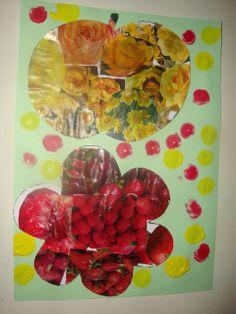 A la manière de Magritte : Ceci n'est pas une pomme