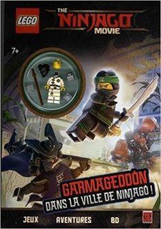 lego ninjago garmageddon dans la ville castello jeux et jouets - Jeux De Lego Ninjago Spinjitzu