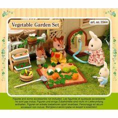 Sylvanian - Ce nouveau jardin potager fournira tous les légumes nécessaires