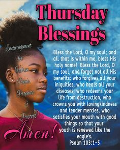 Good Morning Thursday, Happy Thursday, Good Morning Quotes, Thursday Greetings, O My Soul, Encouraging Thoughts, Blessed Friday, Days Of Week, Proverbs 16
